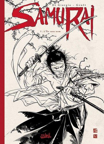 9782302009721: Samurai, Tome 5 : L'île sans nom