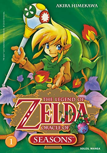 9782302010079: The Legend of Zelda, Tome 1 : Oracle of seasons