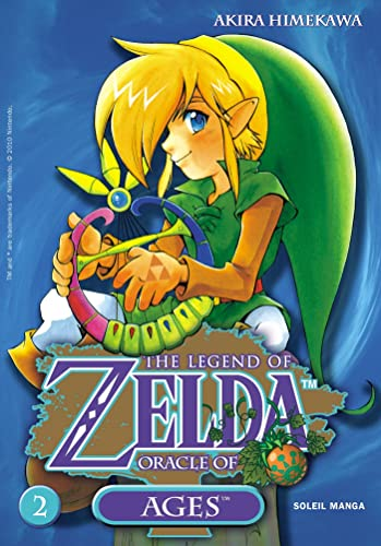 9782302010086: The legend of Zelda - t02 - the legend of Zelda t06 - oracle of seasons/ages 2 (Soleil Manga J-Vidéo)