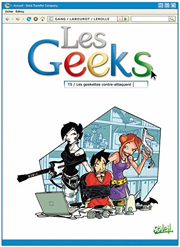9782302010314: Les geeks T05