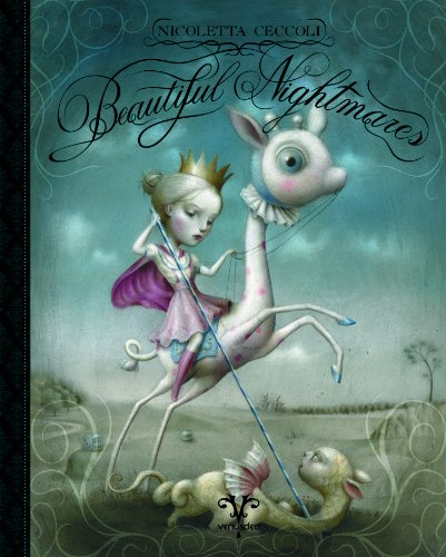 9782302010819: Beautiful Nightmares (SOLEIL V.ABANDO)