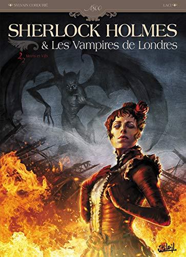 9782302010833: SHERLOCK HOLMES LES VAMPIRES DE LONDRES T02