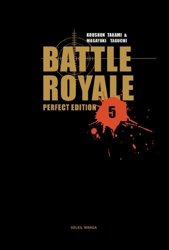 9782302011359: Battle Royale - Perfect Edition T05