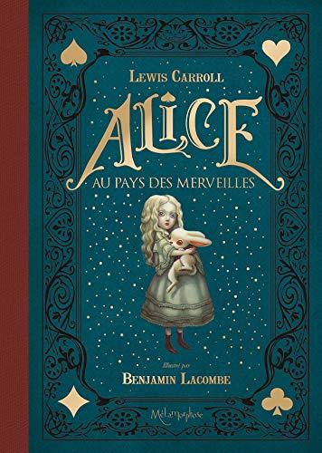 Les aventures de Alice au pays des: AMORETTI LEWIS CARROLL