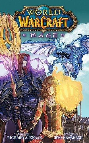 9782302012431: World of warcraft - Mage