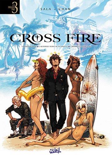 9782302013247: Cross fire