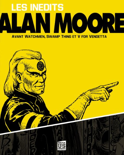 9782302014138: Les inédits d'Alan Moore (French Edition)