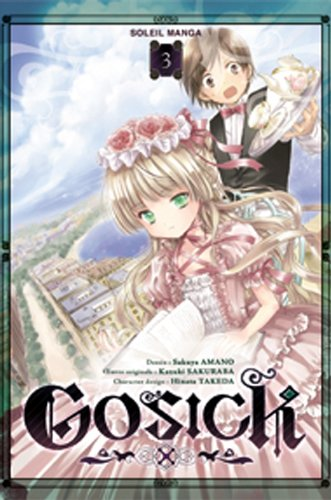 9782302015753: Gosick, Tome 3 (French Edition)