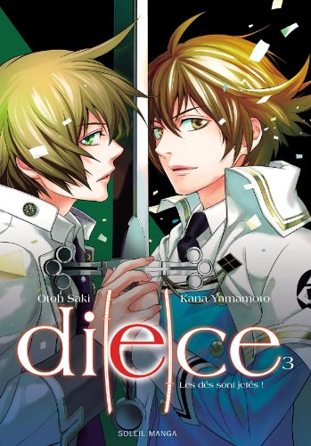 9782302015777: Diece, Tome 3 (French Edition)