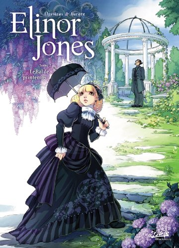 9782302016019: Elinor Jones T02: Le bal de printemps