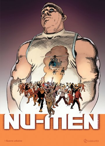 9782302016088: Nu-Men T01 Guerre urbaine