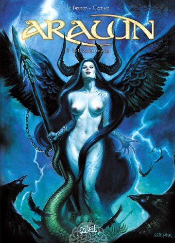 9782302016224: Arawn, Tome 4 (French Edition)
