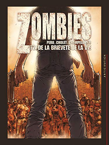 9782302016279: Zombies, Tome 2 (French Edition)
