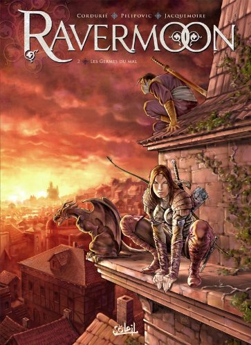 9782302016354: Ravermoon, Tome 2 (French Edition)