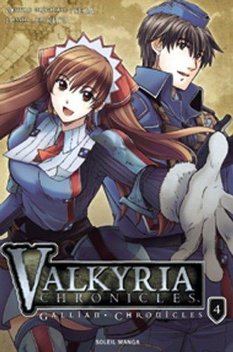 VALKYRIA CHRONICLES T04 : LES CONTES DE GALLIAN: KITO EN