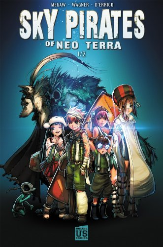 9782302016989: Sky Pirates of Neo Terra, Tome 1 :