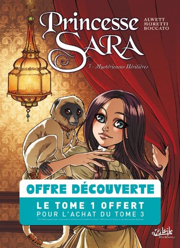 9782302017009: Princesse Sara : Pack 2 volumes (French Edition)