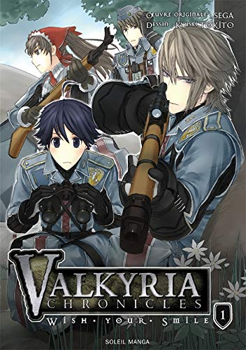 9782302017252: Valkyria Chronicles Wish your smile T01 (SOL.SHONEN)