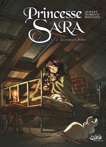 9782302017870: Princesse Sara T2: La Princesse déchue