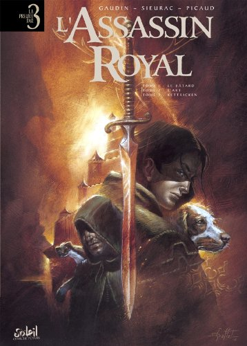 9782302018525: L'Assassin royal, Tome (French Edition)