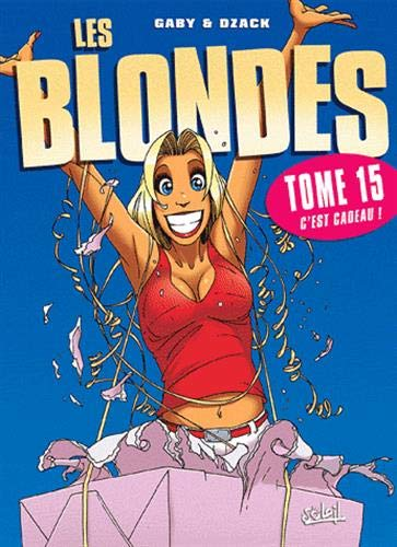 9782302018587: Les Blondes, Tome 15 (French Edition)