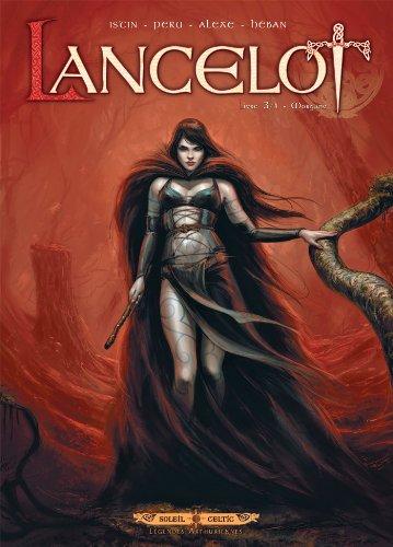 9782302018693: Lancelot, tome 3 : Morgane