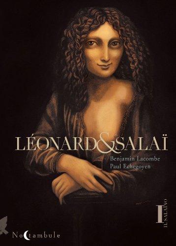 9782302018730: Léonard et Salaï T1
