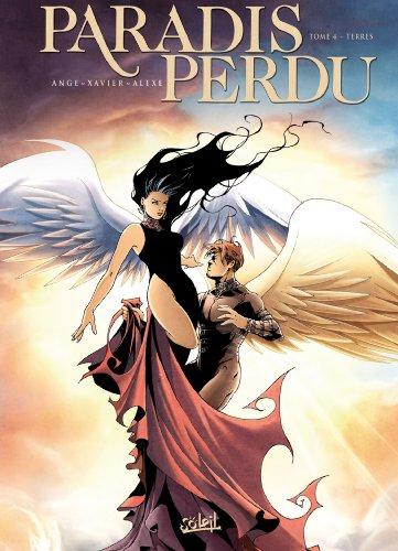 PARADIS PERDU PSAUME 2 T.04 : FINS: COSSU CLAUDE