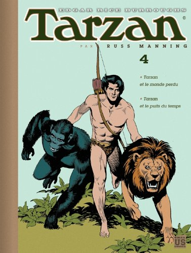 9782302019799: Tarzan Archives Volume 4 (SOL.L'AGE D'OR)