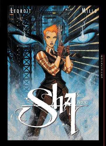9782302019928: Sha, Tome 2 : Soul wound