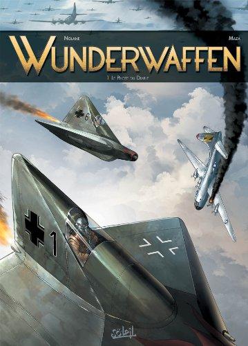 9782302019959: Wunderwaffen, Tome 1 : Le pilote du diable