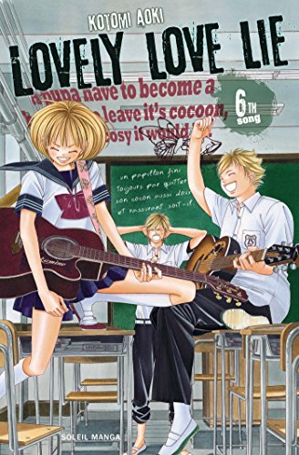 9782302020405: Lovely Love Lie Vol.6