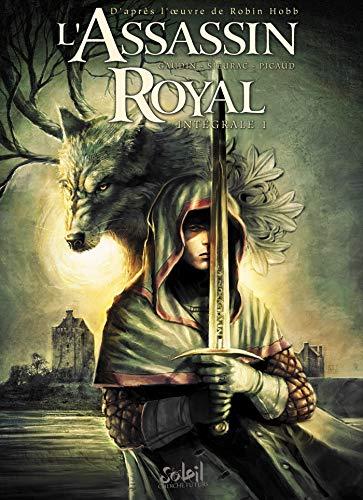 9782302020931: L'Assassin Royal - Intégrale T01 à T04