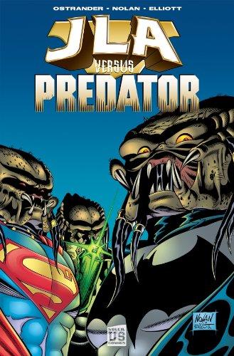 9782302022751: JLA vs Predator