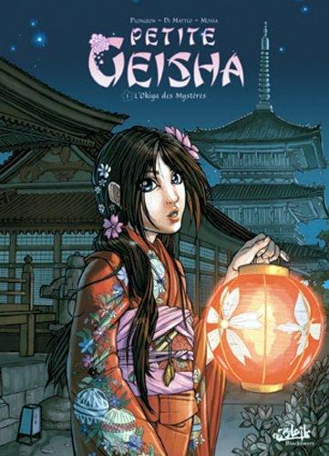 9782302022980: petite geisha t.1 ; l'Okiya des mystères