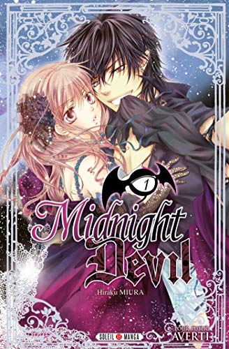 9782302023994: MIDNIGHT DEVIL T01 (SOL.SHOJO)