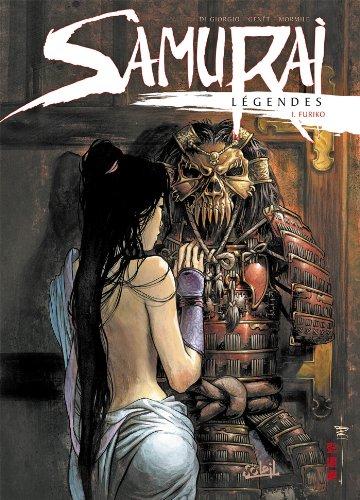 9782302024410: Samurai Légendes, Tome 1 : Furiko