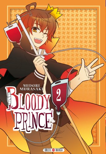 9782302025479: Bloody Prince T02