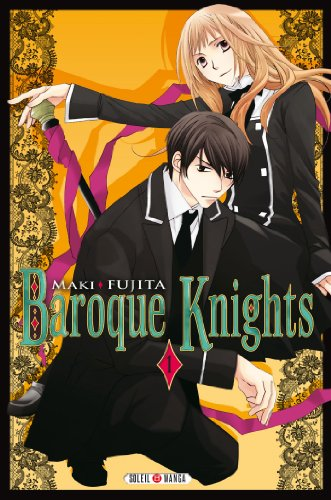 9782302027657: Baroque Knights T01