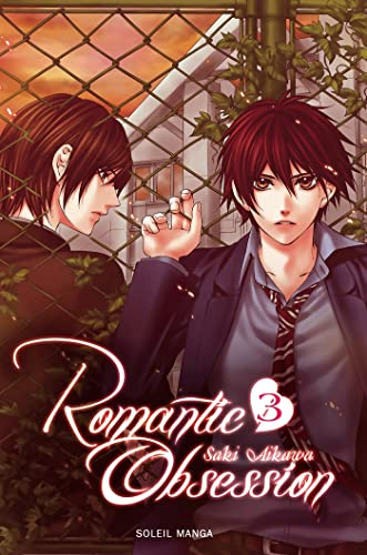 ROMANTIC OBSESSION T.03, N.E.: COLLECTIF