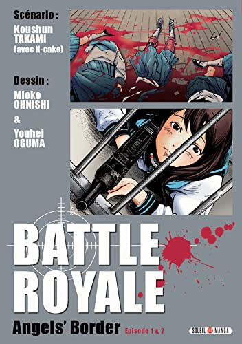 9782302028029: Battle Royale - Angel's Border