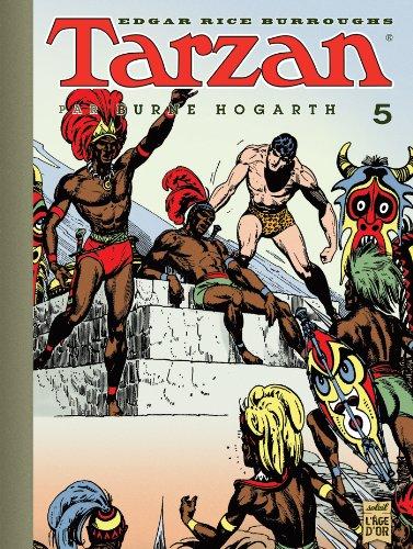 TARZAN PAR HOGARTH T.05: BURROUGHS EDGAR RICE