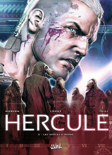 9782302030916: Hercule T2 - Les Geôles d'Herne