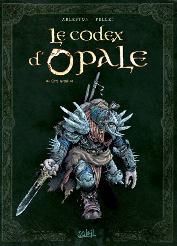 CODEX D'OPALE T.02 N.É.: ARLESTON CHRISTOPHE