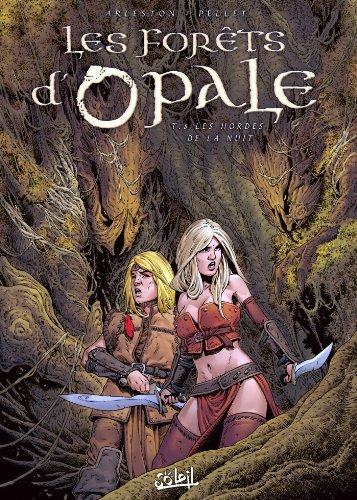 9782302031005: Les Forêts d'Opale T08: Les Hordes de la Nuit