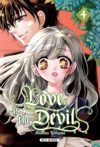 9782302031326: Love is the Devil T4