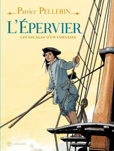 9782302031449: L'Epervier: Les escales d'un corsaire (SOL.QUADRANTS)