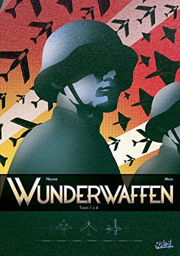 9782302036673: Wunderwaffen - Coffret T1 à T4