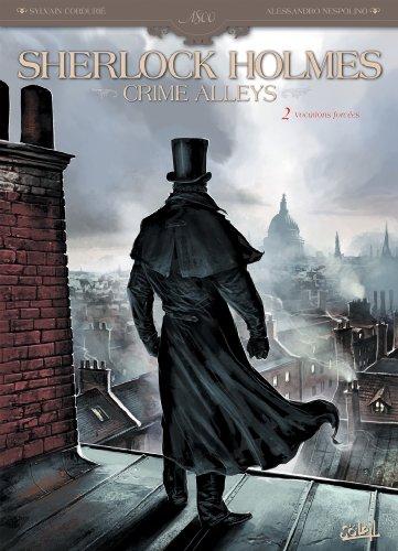 9782302036987: Sherlock Holmes Crime Alleys T02: Vocations forcées