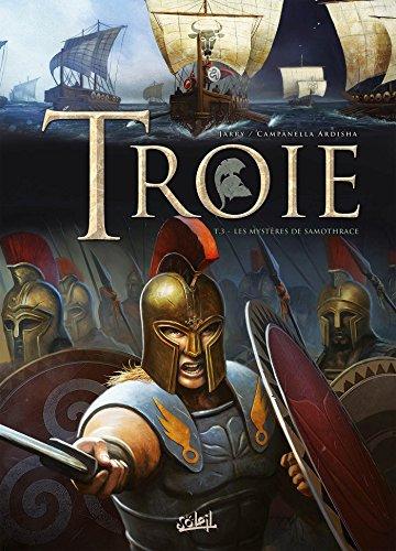 9782302038462: Troie T3 - Les Myst�res de Samothrace